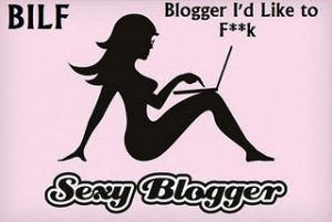 Blogger I'd Like to Fuck